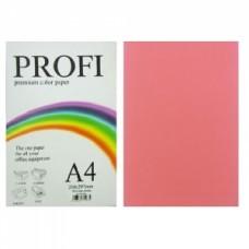 """Папір А-4 """"PROFI"""" Cyber Pink №342 80г/м2 100арк."""