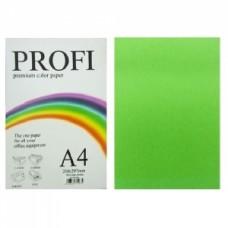 """Папір А-4 """"PROFI"""" Deep Parrot №230 80г/м2 100арк."""