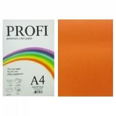 "Папір А-4 ""PROFI"" Deep Saffron №240 80г/м2 100арк."