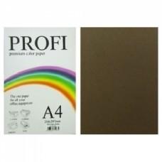 """Папір А-4 """"PROFI"""" Intense Chogolate №43А 80г/м2"""
