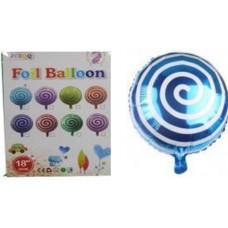 """Кульки повітряні фольговані """"Цукерка-1220"""" 45см"""