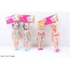 Кукла в пакете 32х12см 8807