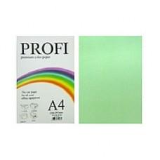 """Папір А-4 """"PROFI"""" Light Green №190 80г/м2 100арк."""