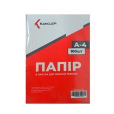"""Папір А-4 """"Kancler-К1101"""" 100 арк. 80 г/м2"""