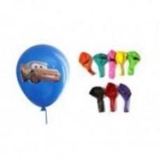 """Повітряні кульки 12"""" з малюнком """"Тачка"""""""