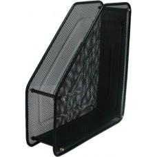Лоток вертикальний металевий чорний/FS-01/