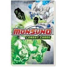 """Блокнот """"Monsuno-224"""" 70х105мм 48арк."""