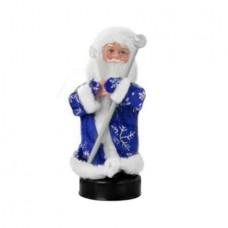 """Дед Мороз 26см """"JY-011"""" муз.,движение"""