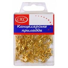 """Булавка """"ЛКС-1028"""" золото 100шт."""