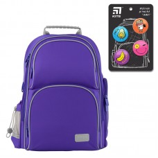 """Набір рюкзак+пенал+сумка для взуття """"Kite Smart-SET_K19-702M-3"""" синій"""