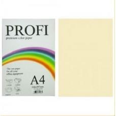"""Папір А-4 """"PROFI"""" Light Ivory №100 80г/м2 500арк."""