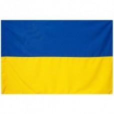Прапор України 125х85см(атлас)