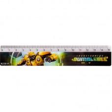 """Лінійка 15см пластикова """"Transformers-090"""""""