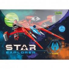 """Конверт на кнопці А-4 """"1В Star Explorer-491626"""""""