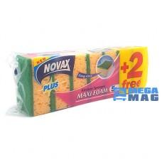 "Набор губок для посуди ""Novax"" /7шт/"