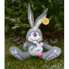 "М'яка іграшка ""Кролик с брелком"" /93717/"