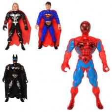 """Герої """"Супергерой"""" світло,в пак.18х9см 1134BCEF"""