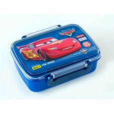 """Контейнер для еды """"Cars-705788"""" с разделителем"""