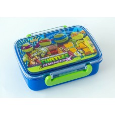 """Контейнер для еды """"Ninja turtles-705780"""" с раздели"""