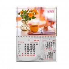 Календар настінний квартальний економ