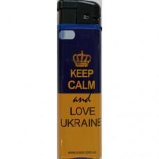 """Запальничка """"Ukraine-20048"""" пьезо"""