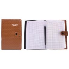"Блокнот ""Notebook-1515"" 15*21,5см на кнопці з ручк"