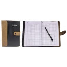 "Блокнот ""Notebook-5715"" 15*21,5см на кнопці з ручк"