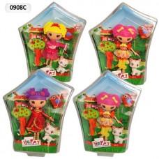 """Кукла """"Lala Loopsy""""на пл.30х25см 0908С"""