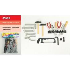 Инструменты в пакете 19см 8968D