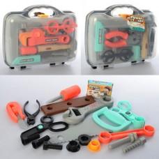 Инструменты в чемодане 27х21см 886-1-2