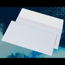 """Конверт DL """"2052"""" (110х220мм) білий СКЛ"""