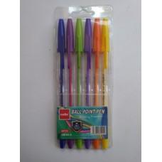 """Набір ручок """"Walid""""/6кол./"""