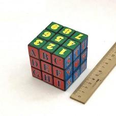 Кубик-рубик в пакеті 6х6см.