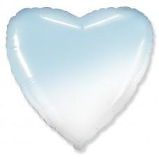 """Кульки повітряні фольговані """"Сердця-18"""""""