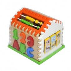 """Іграшка-сортер """"Smart house"""" 21 ел. 39763"""
