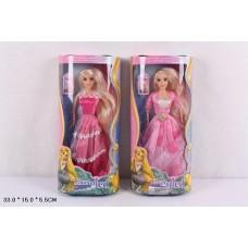 "Кукла ""Рапунцель""в кор.33х15см L-2A/С"