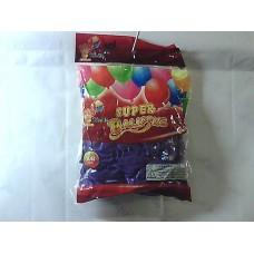 """Повітряні кульки 10"""" стандарт фіолетові"""