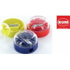 "Точилка ""KUM-210К"" з контейнером кругла"