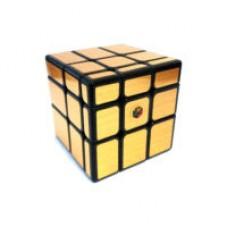 Кубик Рубика 3х3 Диво-Кубік Дзеркальний Золотий /7079AG/