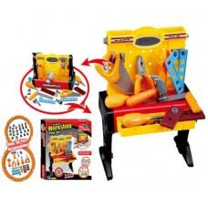 Инструменты+столик,в коробке 47х40см 661-73