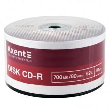 """Диск CD-R """"Axent-8102"""" /бокс 50шт/"""