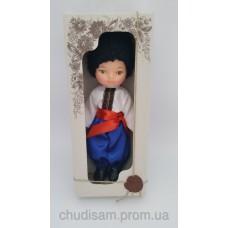 """Кукла """"Українець"""" простий наряд 35см./219/4"""