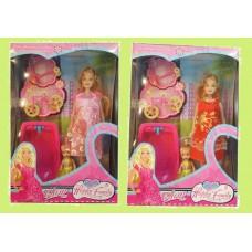 """Кукла типа """"Барби""""Беременная"""" в кор.33х22см 88076-"""
