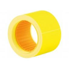 """Цінник """"21310-05"""" 50х40мм жовтий 100шт."""