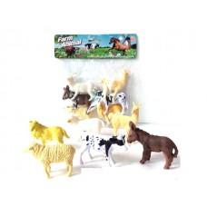 Животные домашние в пакете A006
