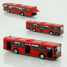 Автобус батар.,свет,звук,в кор.25х9см LB8289/8290