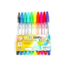 "Набір ручок ""Beifa-927"" 10кол."